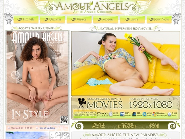 Amour Angels Join With ClickandBuy