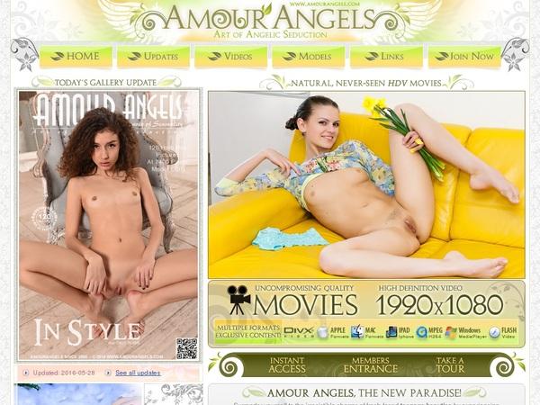 Amourangels.com Renew Subscription