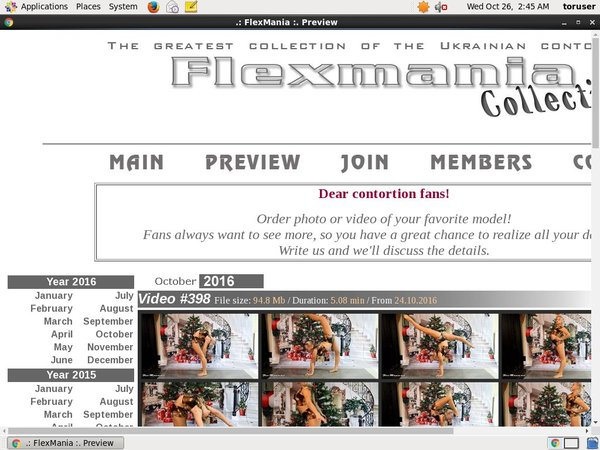 Collection Flexmania Get Discount