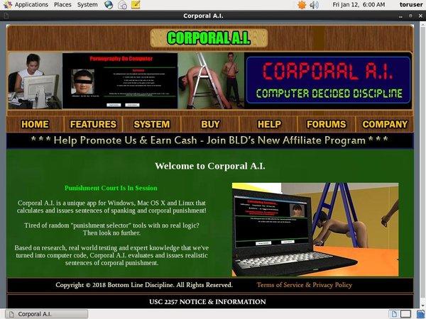 Corporal A.I. Descargar