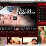 Dana DeArmond Pass Codes