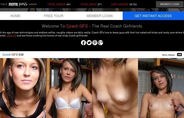 Free Czechgfs.com Acc
