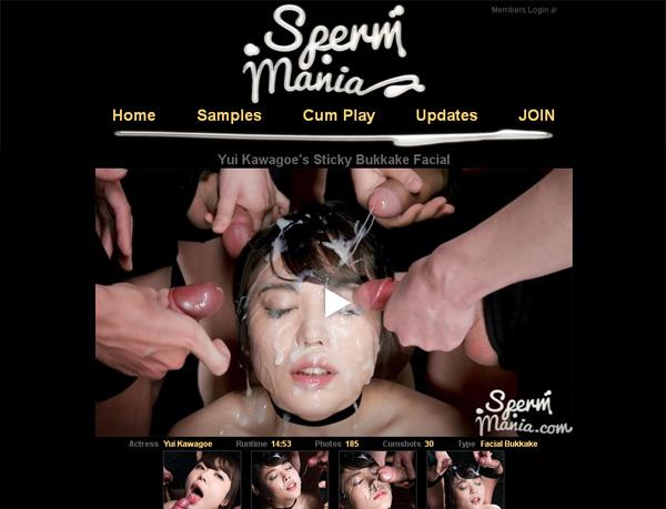 Get A Free Sperm Mania Account