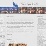 Good Dyke Porn Account