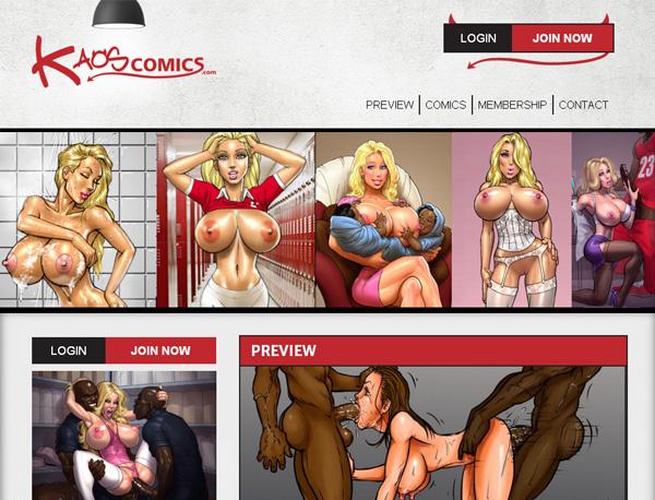 Kaos Comics Vids