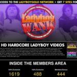 Ladyboy Wank Gift