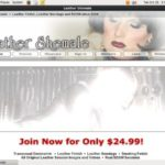 Leather Shemale Working Password