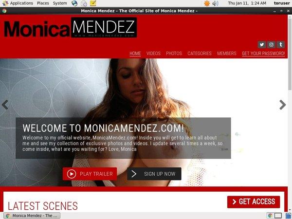 Monica Mendez Girls