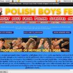 Register Polishboysfeet.com