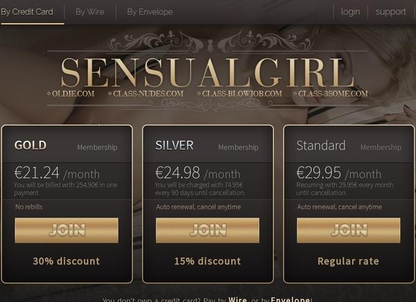 Sensual Girl Acc Premium