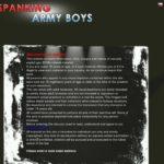 Spanking Army Boys Acc