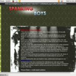 Spankingboys.eu With Zombaio