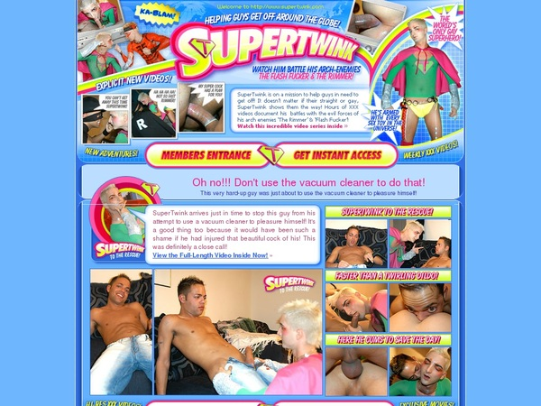 Supertwink.com Site Rip