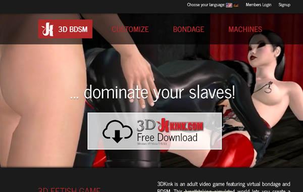 3dkink Hd Free