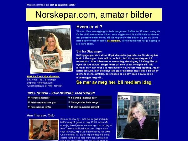 Norskepar Segpayeu Com