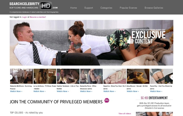 Searchcelebrityhd.com Trial