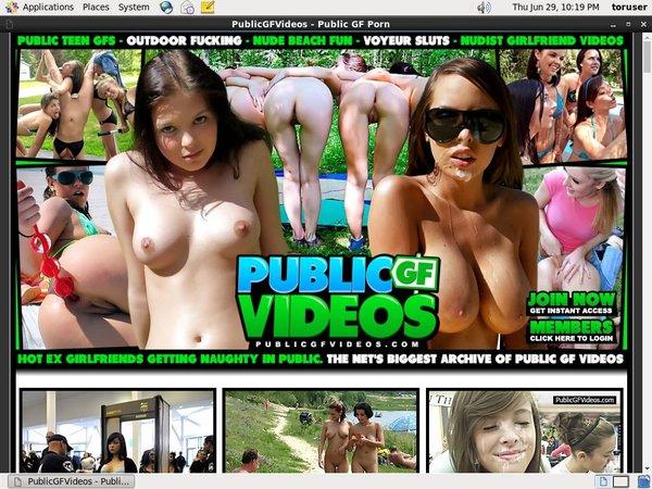 Free Account Public GF Videos