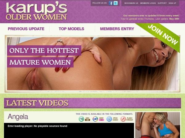 Membership To Karupsow