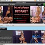 New Meanworld.com Account
